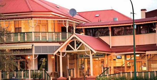 Loxton Hotel - Tour Australia In Style - Australia Travel