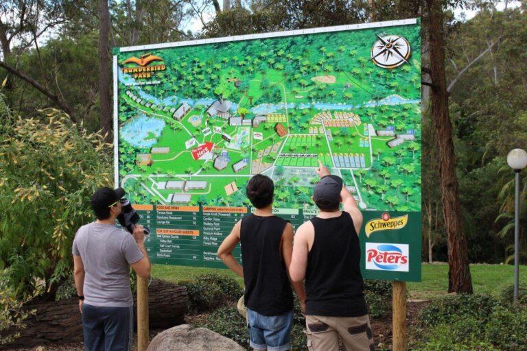 Thunderbird Park - Tour Australia In Style - Australia Travel