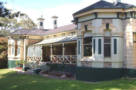 Watervilla House Bed & Breakfast - Tour Australia In Style - Australia Travel