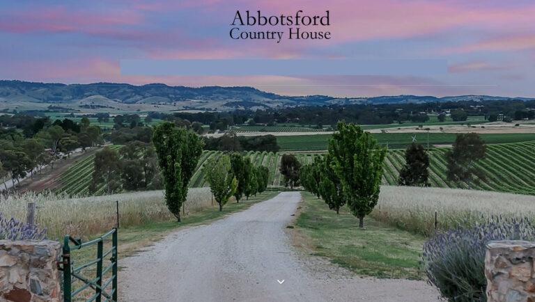 Abbotsford Country House - Tour Australia In Style - Australia Travel