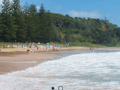 Beachside Holiday Apartments - Port Macquarie - beachside