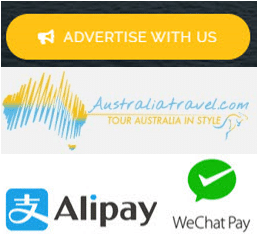 Advertise here - Tour Australia In Style - Australia Travel