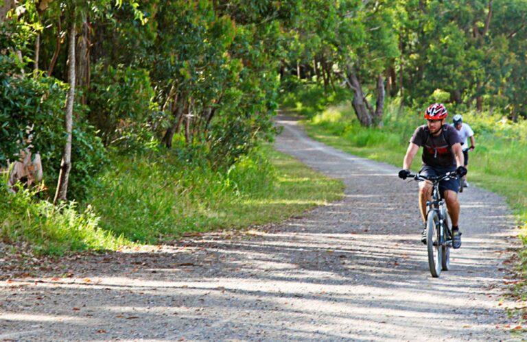Port Stephens Mountain Bike Adventures - Tour Australia In Style - Australia Travel