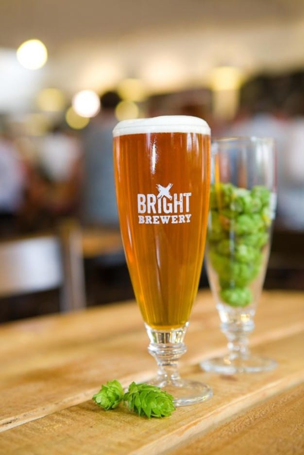 Visit Bright Brewery - Tour Australia In Style - Australia Travel