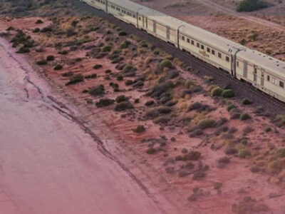Indian Pacific - Sydney to Perth - Indian Pacific