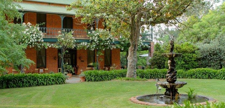 Koendidda Country House - Tour Australia In Style - Australia Travel