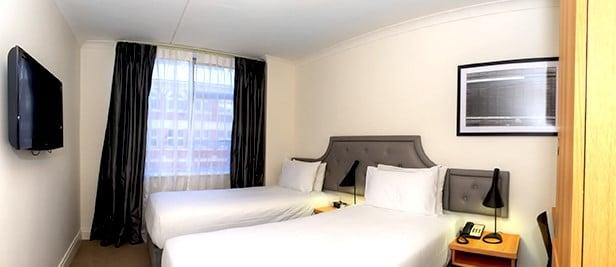Pensione Hotel Perth - Tour Australia In Style - Australia Travel