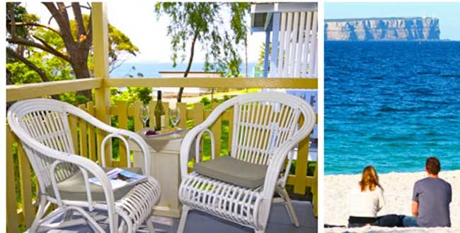 Hyams Beach Seaside Cottages - Tour Australia In Style - Australia Travel