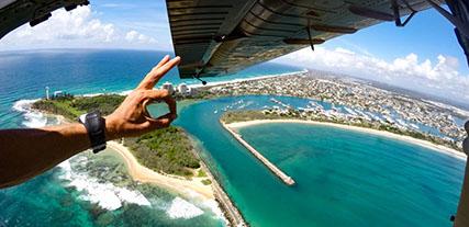 Paradise Seaplanes - Tour Australia In Style - Australia Travel