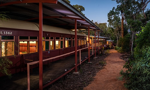 Undara Lava Tubes - Tour Australia In Style - Australia Travel
