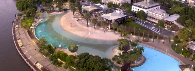 Southbank - Brisbane - Tour Australia In Style - Australia Travel