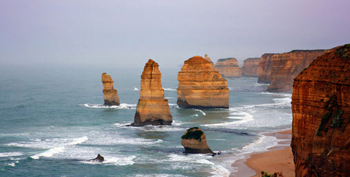 Drive the Great Ocean Road - Tour Australia In Style - Australia Travel