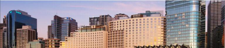 HYATT Regency Sydney - Darling Harbour - Tour Australia In Style - Australia Travel