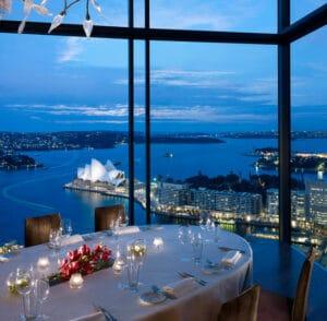 Shangri-la Hotel Sydney - Tour Australia In Style - Australia Travel