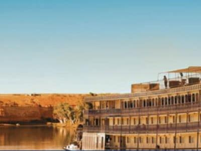Murray River Cruises - Sealink - murray