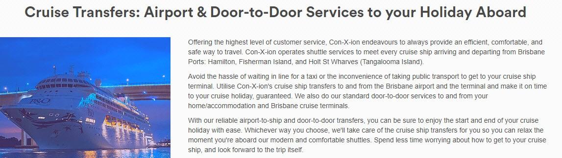 ConXion - Airport transfers & more - conxion
