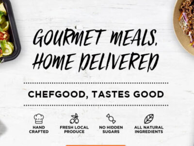 CHEFGOOD - ORDER IN ! -