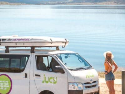 JUCY Rental vehicles - Jucy